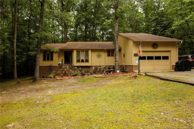 2113 Traceway South, Sanford, NC 27332 (MLS #607179) :: Weichert Realtors, On-Site Associates