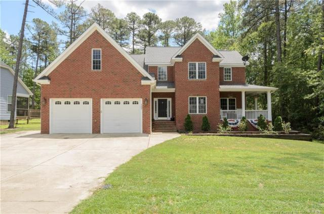 107 Grayson Place, Sanford, NC 27332 (MLS #607204) :: Weichert Realtors, On-Site Associates