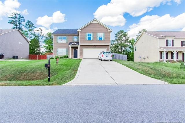 39 Kirby Smith Circle, Spring Lake, NC 28390 (MLS #607221) :: Weichert Realtors, On-Site Associates