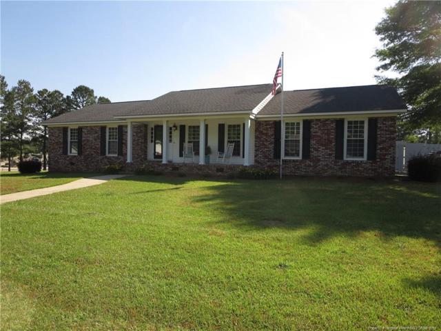203 Marlowe Drive, Dunn, NC 28334 (MLS #607261) :: Weichert Realtors, On-Site Associates