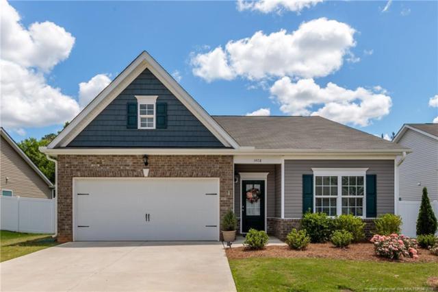 1408 Abercorn Lane, Sanford, NC 27330 (MLS #607338) :: Weichert Realtors, On-Site Associates