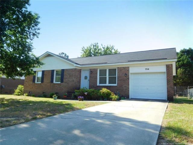 759 Chevy Chase Street, Fayetteville, NC 28306 (MLS #607377) :: Weichert Realtors, On-Site Associates