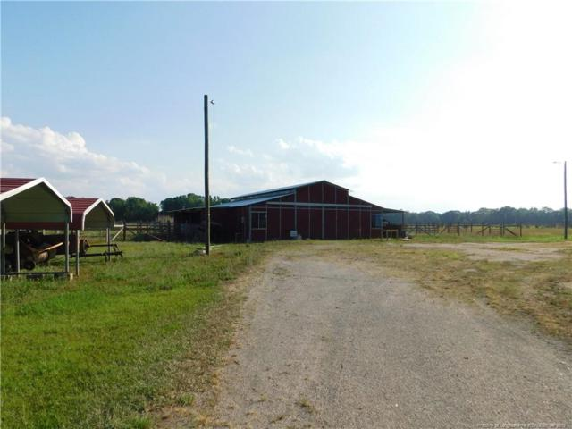 605 Rex Church Road, St. Pauls, NC 28384 (MLS #607383) :: Weichert Realtors, On-Site Associates