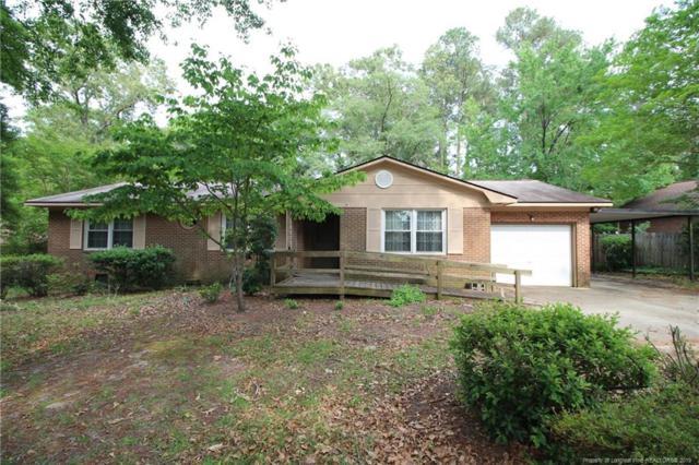 1433 Berriedale Drive, Fayetteville, NC 28304 (MLS #607471) :: Weichert Realtors, On-Site Associates