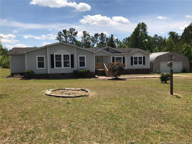 3397 Hillmon Grove Road, Cameron, NC 28326 (MLS #607501) :: Weichert Realtors, On-Site Associates
