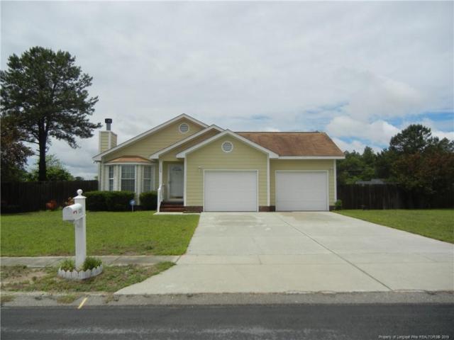 128 Belle Boyd Drive, Raeford, NC 28376 (MLS #607515) :: Weichert Realtors, On-Site Associates