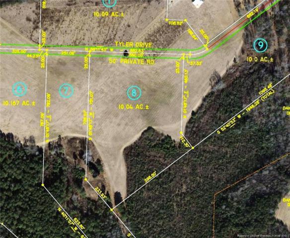 271 Browning Drive, St. Pauls, NC 28384 (MLS #607520) :: Weichert Realtors, On-Site Associates