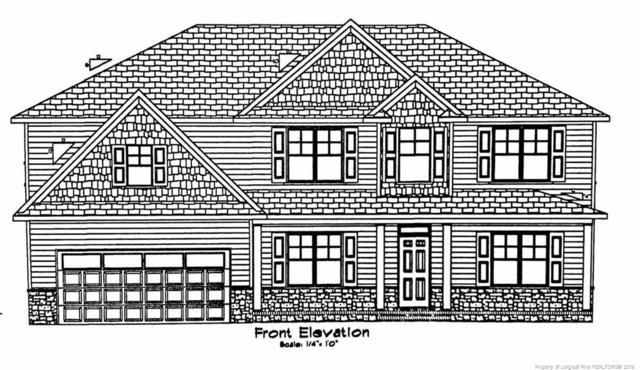 164 Liane Lane, Whispering Pines, NC 28327 (MLS #607528) :: Weichert Realtors, On-Site Associates
