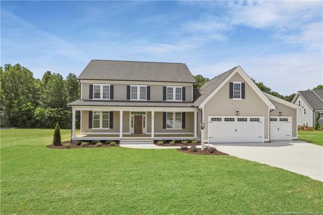 219 Morgan Farm Drive, Lillington, NC 27546 (MLS #607534) :: Weichert Realtors, On-Site Associates
