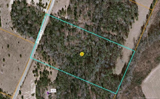 TBD Denny Lane Lane, Carthage, NC 28327 (MLS #607557) :: Weichert Realtors, On-Site Associates