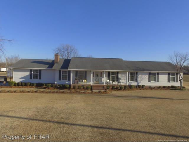 3942 Singletary Church Road, Lumberton, NC 28358 (MLS #607582) :: Weichert Realtors, On-Site Associates