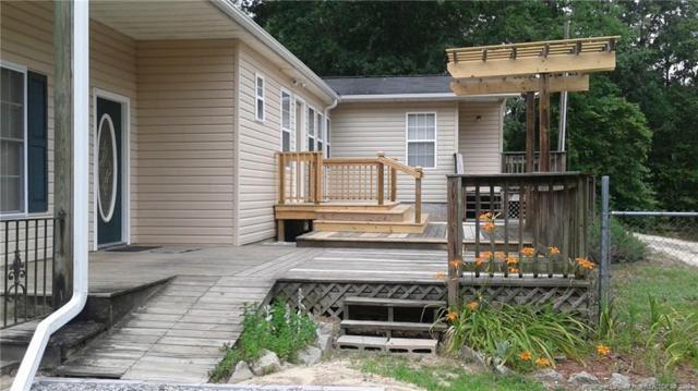 729 Sunset Lake Road, Lumber Bridge, NC 28357 (MLS #607599) :: Weichert Realtors, On-Site Associates