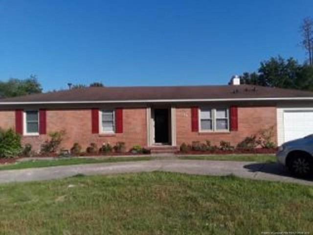 5136 Longbranch Drive, Fayetteville, NC 28303 (MLS #607641) :: Weichert Realtors, On-Site Associates