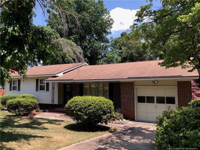 547 Cimarron Drive, Fayetteville, NC 28303 (MLS #607682) :: Weichert Realtors, On-Site Associates