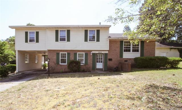 5414 Maryland Drive, Fayetteville, NC 28311 (MLS #607699) :: Weichert Realtors, On-Site Associates