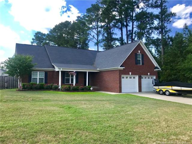 211 Old Oak Road, Raeford, NC 28376 (MLS #607701) :: Weichert Realtors, On-Site Associates