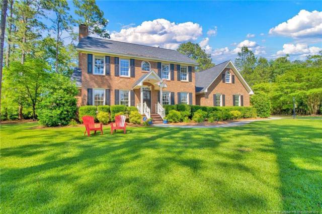 6409 Crinoline Drive, Fayetteville, NC 28306 (MLS #607722) :: Weichert Realtors, On-Site Associates
