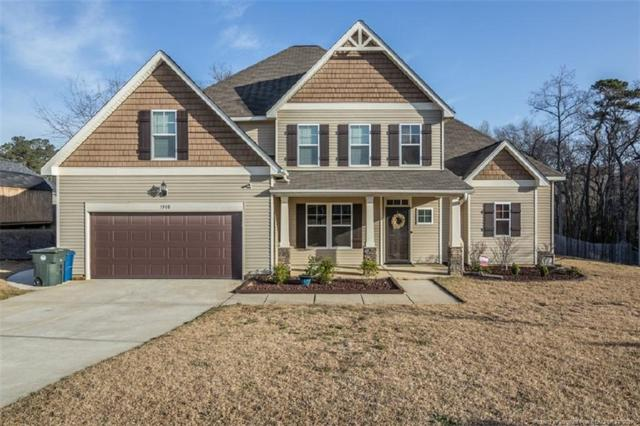 3508 Ajuga Place, Fayetteville, NC 28314 (MLS #607736) :: Weichert Realtors, On-Site Associates