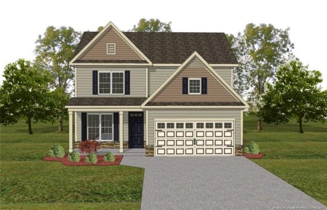 5721 Pondhaven (Lt87) Avenue, Fayetteville, NC 28314 (MLS #607785) :: Weichert Realtors, On-Site Associates