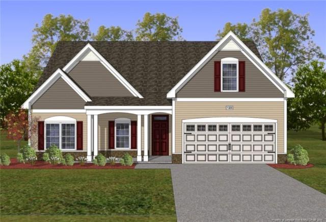 2236 Courtland (Lt76) Drive, Fayetteville, NC 28314 (MLS #607786) :: Weichert Realtors, On-Site Associates