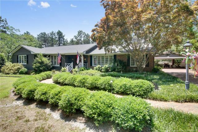2006 Pinewood Terrace, Fayetteville, NC 28304 (MLS #607873) :: Weichert Realtors, On-Site Associates