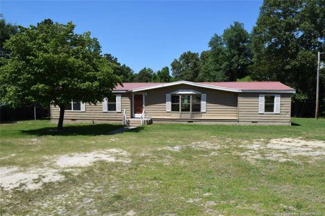 189 Country Lane, ELLERBE, NC 28338 (MLS #607991) :: Weichert Realtors, On-Site Associates