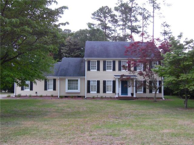 501 Hilliard Drive, Fayetteville, NC 28311 (MLS #608196) :: Weichert Realtors, On-Site Associates