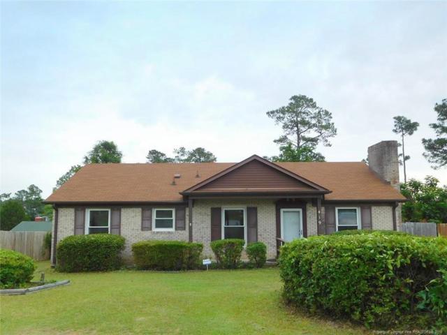 419 Saddle Ridge Road, Fayetteville, NC 28311 (MLS #608202) :: Weichert Realtors, On-Site Associates