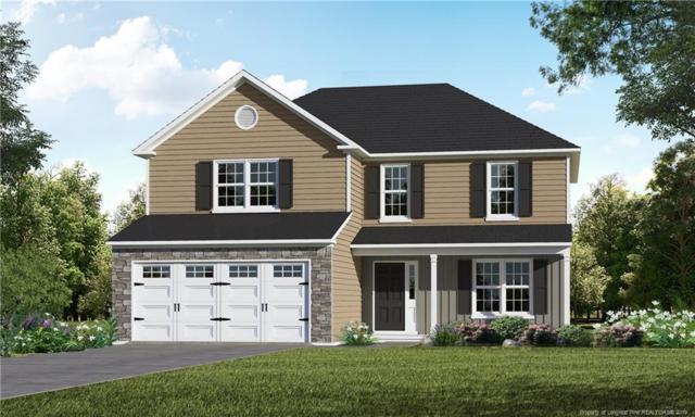 42 Angel Oak (Lot 235) Drive, Bunnlevel, NC 28323 (MLS #608233) :: Weichert Realtors, On-Site Associates