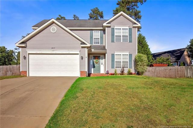 8812 Grouse Run Lane, Fayetteville, NC 28314 (MLS #608270) :: Weichert Realtors, On-Site Associates