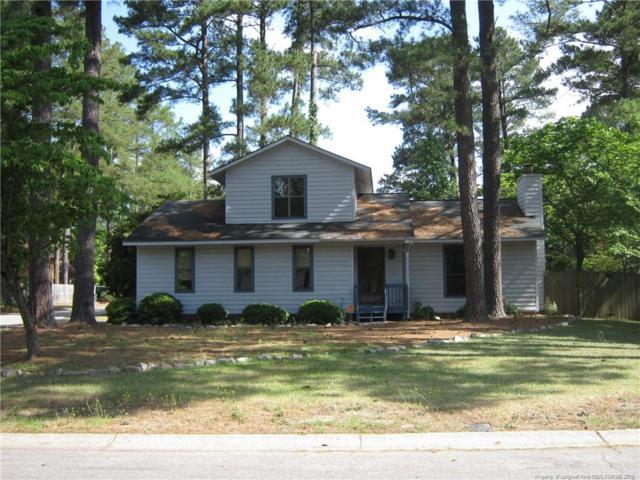 4476 E Briton Circle E, Fayetteville, NC 28314 (MLS #608413) :: Weichert Realtors, On-Site Associates