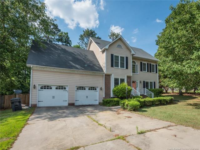 2500 Lull Water Drive, Fayetteville, NC 28306 (MLS #608501) :: The Rockel Group
