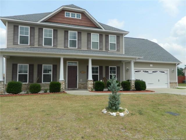 705 Pecan Grove Loop, Hope Mills, NC 28348 (MLS #608511) :: Weichert Realtors, On-Site Associates