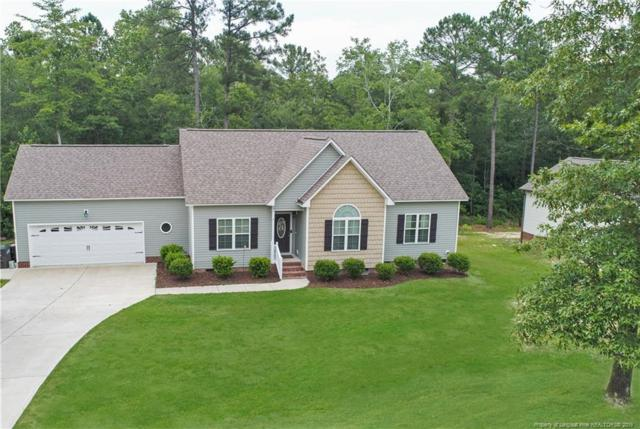 224 Oxford Woods Drive, Angier, NC 27501 (MLS #608545) :: Weichert Realtors, On-Site Associates