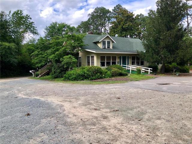 470 NW Broad Street, Southern Pines, NC 28387 (MLS #608598) :: Weichert Realtors, On-Site Associates