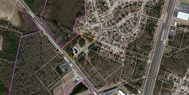 3610 Kings Cross Road, Lumberton, NC 28360 (MLS #608648) :: Weichert Realtors, On-Site Associates