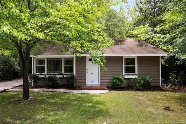 110 N Churchill Drive, Fayetteville, NC 28303 (MLS #608669) :: The Rockel Group