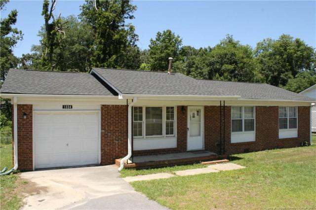1334 Chilton Drive, Fayetteville, NC 28314 (MLS #608716) :: Weichert Realtors, On-Site Associates