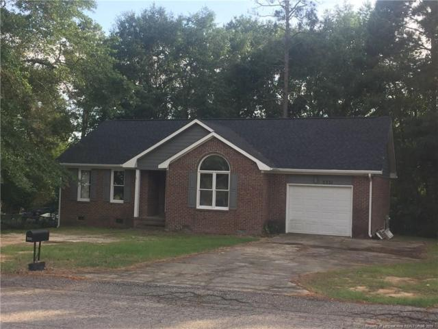 3331 Hunting Bay Drive, Spring Lake, NC 28390 (MLS #608829) :: The Rockel Group
