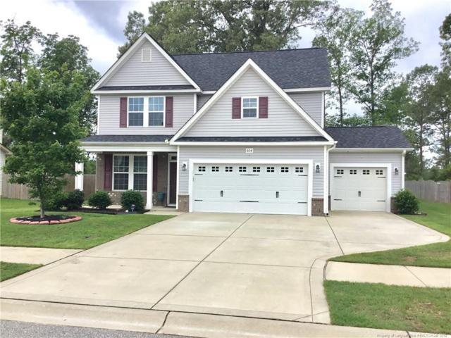 604 Royal Birkdale Drive, Raeford, NC 28376 (MLS #608839) :: Weichert Realtors, On-Site Associates