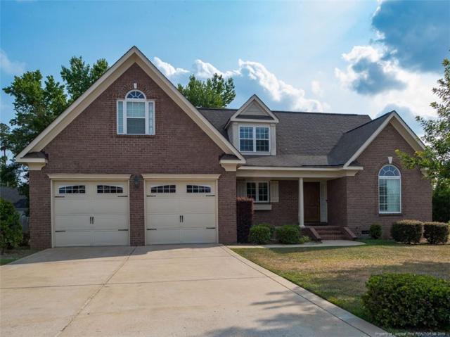 2940 Eaglecrest Lane, Fayetteville, NC 28306 (MLS #608863) :: Weichert Realtors, On-Site Associates