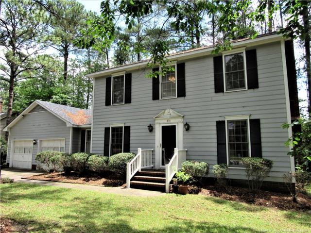 375 Hilliard Drive, Fayetteville, NC 28311 (MLS #608883) :: Weichert Realtors, On-Site Associates