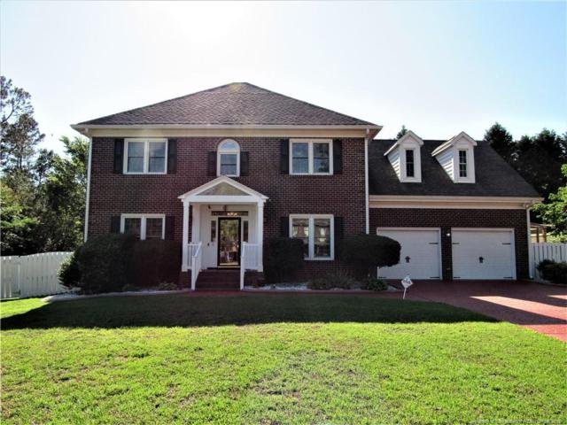 616 Ravencroft Court, Fayetteville, NC 28314 (MLS #608906) :: Weichert Realtors, On-Site Associates