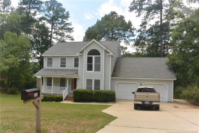 335 Connifer Drive, Fayetteville, NC 28314 (MLS #609060) :: Weichert Realtors, On-Site Associates