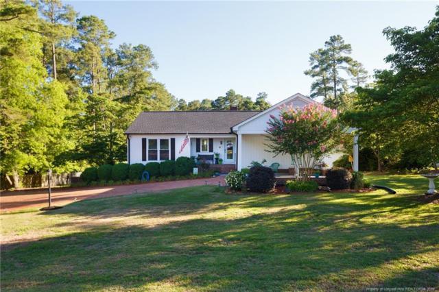 52 Pine Street W, Lillington, NC 27546 (MLS #609077) :: Weichert Realtors, On-Site Associates