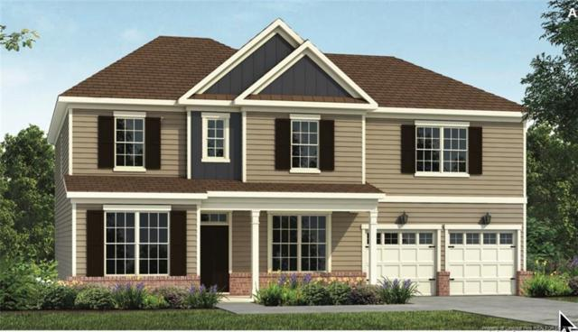 133 Bridgehaven (Lt161) Drive, Raeford, NC 28376 (MLS #609110) :: Weichert Realtors, On-Site Associates
