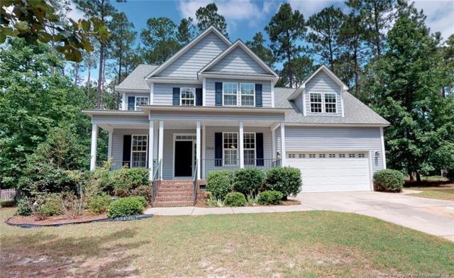 3214 Carolina Way, Sanford, NC 27332 (MLS #609126) :: Weichert Realtors, On-Site Associates