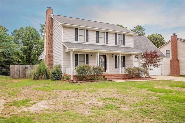 6228 Laketrail Drive, Fayetteville, NC 28304 (MLS #609143) :: The Rockel Group