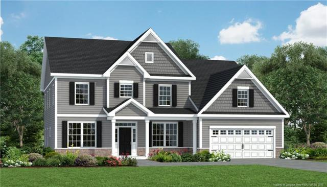 374 Bridgehaven (Lt221) Drive, Raeford, NC 28376 (MLS #609192) :: Weichert Realtors, On-Site Associates