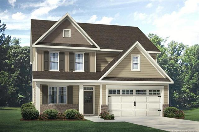 152 Hopeland Drive, Lillington, NC 27546 (MLS #609193) :: Weichert Realtors, On-Site Associates